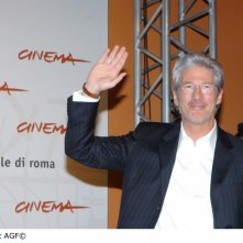 Richard Gere alla Festa Internazione del Cinema di Roma 2006 per presentare il film 'L'imbroglio'