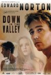 La locandina italiana di Down in the Valley