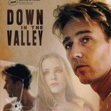 La locandina italiana di Down in the Valley