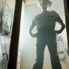 R. Lee Ermey in una scena di The Texas Chainsaw Massacre: The Origin