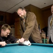 Jack Nicholson, Matt Damon e Ray Winstone in The Departed