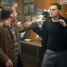Leonardo DiCaprio e Ray Winstone in The Departed