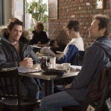 David Duchovny e Billy Crudup in una scena del film film Uomini & donne - Tutti dovrebbero venire... almeno una volta