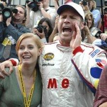Will Ferrell e Amy Adams in Ricky Bobby - la storia di un uomo che sapeva contare fino a uno