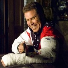 Will Ferrell in Talladega Nights: The Ballad of Ricky Bobby