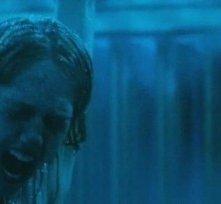 Debra McCabe in una scena di Saw 3