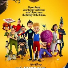 La locandina di Meet the Robinsons