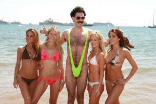 Beato fra le donne: Sacha Baron Cohen in una scena di 'Borat'