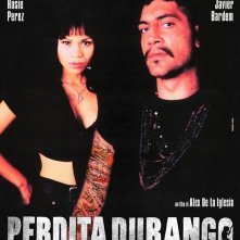 La locandina di Perdita Durango
