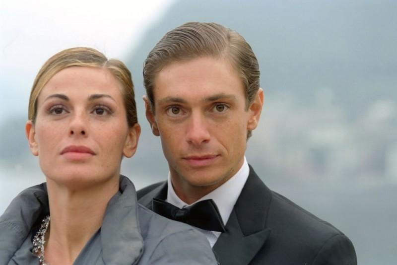 Vanessa Incontrada E Giorgio Pasotti In Una Scena Del Film Quale Amore 32781