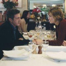 Daniel Auteuil e Julie Gayet in una scena de Il mio migliore amico