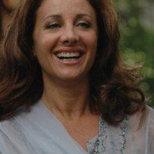 Carla Signoris  in una scena del film Il giorno più bello