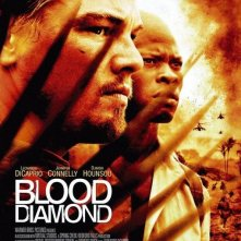 La locandina di Blood Diamond