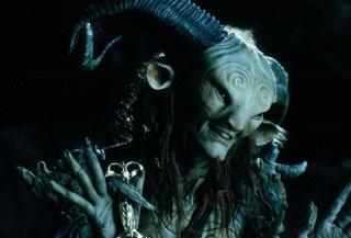 Doug Jones in  una scena de Il labirinto del fauno