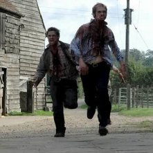 Una scena del film 28 Weeks Later