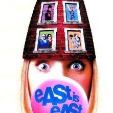 La locandina di East is East