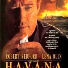 La locandina di Havana
