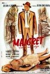 La locandina di Il commissario Maigret