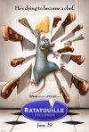 La locandina di Ratatouille