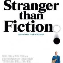 La locandina di Stranger Than Fiction