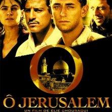 La locandina di O Jerusalem