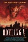 La locandina di Howling V: The Rebirth