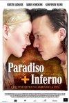 La locandina italiana di Paradiso + Inferno