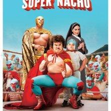 La locandina italiana di Super Nacho
