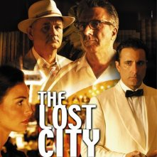 La locandina italiana di The Lost City