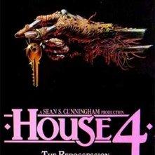 La locandina di House 4 - Presenze impalpabili