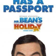 La locandina di Mr. Bean's Holiday