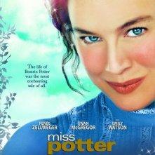 La locandina di Miss Potter