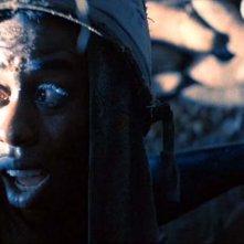 Una scena del film Platoon, di Oliver Stone
