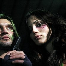 Ivan Franek ed Elisabetta Rocchetti in 'Il bambino e la Befana'