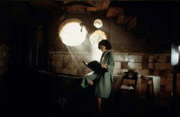 Ivana Baquero nel film Il labirinto del fauno
