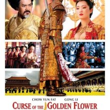 La locandina di Curse of the Golden Flower