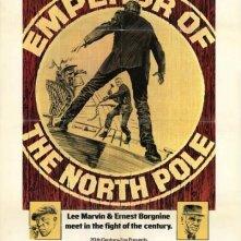 La locandina di L'imperatore del Nord