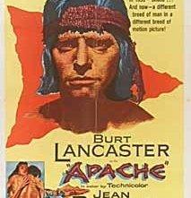 La locandina di L'ultimo apache