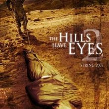 La locandina di The Hills Have Eyes II