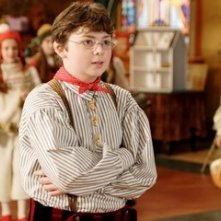 Spencer Breslin in una scena di Santa Clause è nei guai
