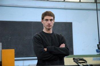 Giorgio Pasotti è il protagonista del film L'aria salata