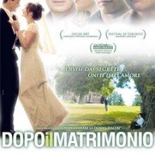 La locandina italiana di Dopo il matrimonio