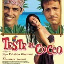 La locandina di Teste di cocco