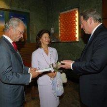 Al Gore in una immagine del documentario Una scomoda verità
