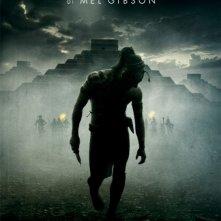 La locandina italiana di Apocalypto