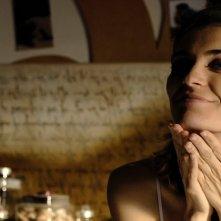 Claudia Zanella in una scena di 'Troppi equovoci' della serie tv 'Crimini'