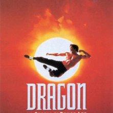 La locandina di Dragon: la storia di Bruce Lee