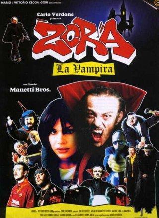 La locandina di Zora la vampira