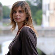 Debora Caprioglio in una scena del film Morte di un confidente