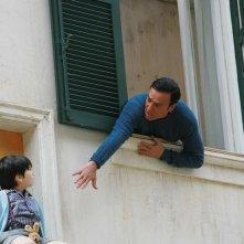 Massimo Ghini in una scena della prima stagione di 'Raccontami'